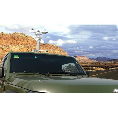 车载式环境监测仪