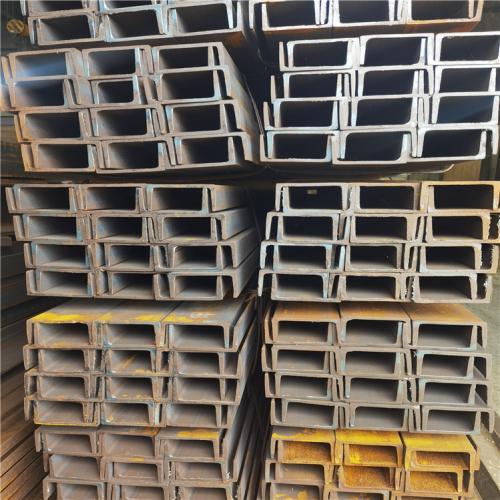 进口欧标槽钢(UPN100)