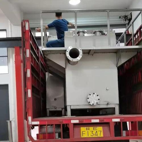 低温磁化裂解炉