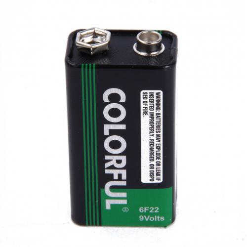 锌锰干电池