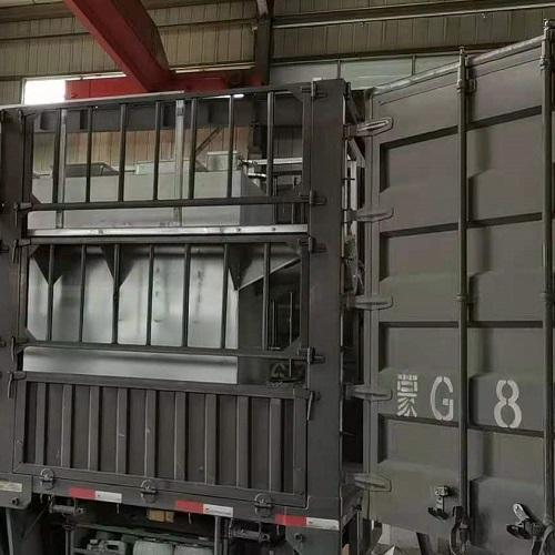 有机固废裂解炉