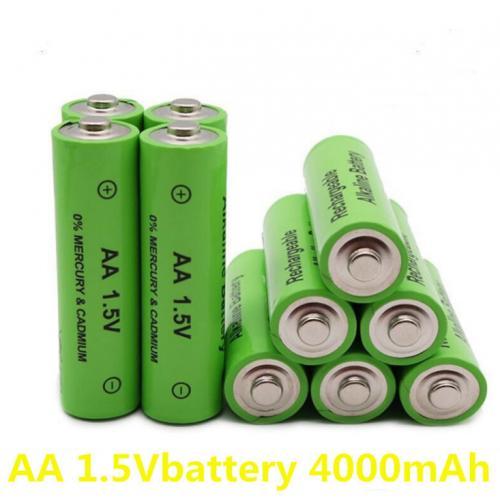 碱性可充电电池