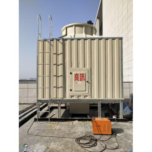 150吨方形冷却塔横流水塔