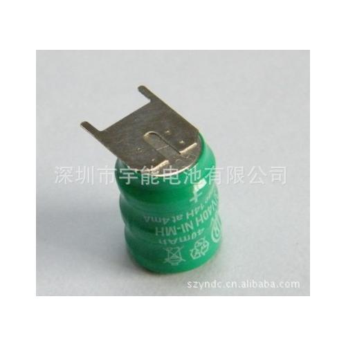 环保扣式充电电池