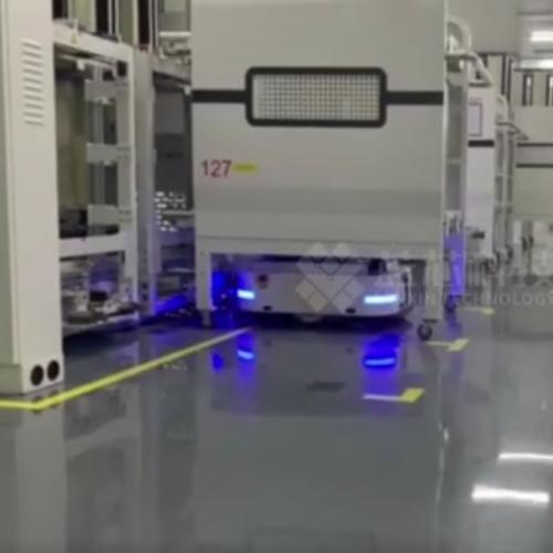 光伏行业搬运机器人