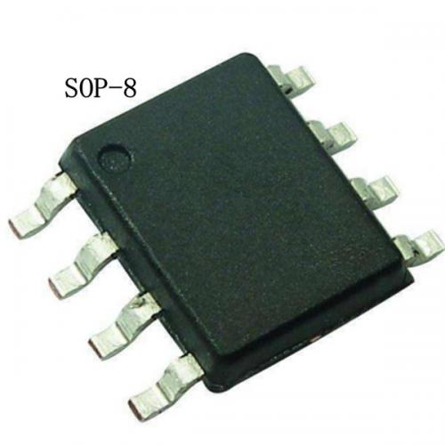 1-4键触摸LED调光MCU芯片