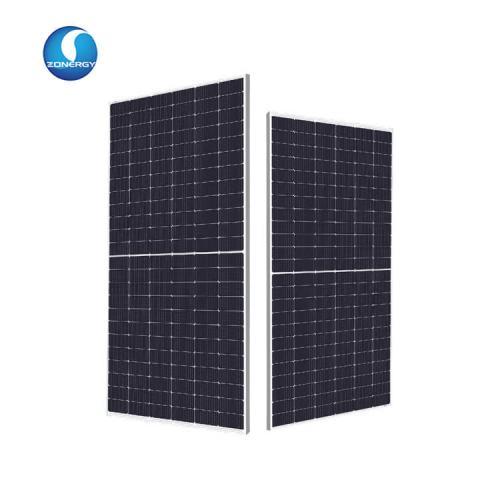 半片单晶硅太阳能板