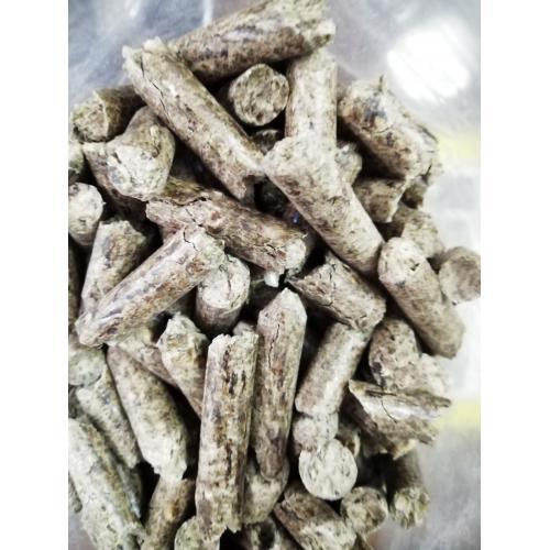 松木杉木生物质颗粒