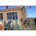 太阳能风光互补家用系统