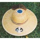 高新女士太阳能风扇帽