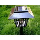 LED照明兼杀蚊的太阳能灭蚊灯