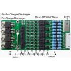 10节电动车电池组保护板