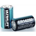 3.6V锂电池ER14250