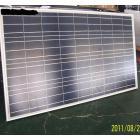 100W多晶太阳能电池板