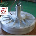 2000W垂直轴盘式风力发电机