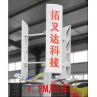 H型铝合金 风力发电机