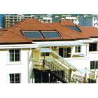 国盛超导别墅分体太阳能热水器