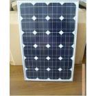 100W单晶太阳能电池