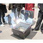 高效率太陽能烤箱