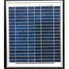 15W多晶太阳能板