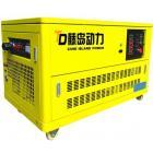 20KW静音燃气发电机组