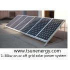 2000W家用太阳能发电机组