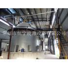 木屑氣化發電設備