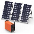 便携式家庭太阳能电源