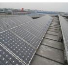 企业厂房屋顶并网太阳能电站