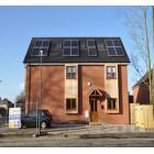 家用屋顶太阳能电站