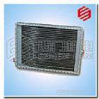 s型铜制翅片散热器