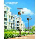 20W太阳能庭院灯太阳能路灯