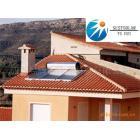 阳台壁挂式平板太阳能热水器 [江苏昱辉新能源科技有限公司 0510-88741475]