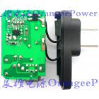 IC方案手机电源适配器5V1A足功率智能手机充电器