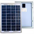 10W太阳能多晶组件