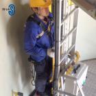 风机塔筒免爬器
