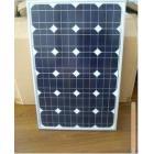 100W单晶硅太阳能电池板 [东莞市星火太阳能科技股份五分快三 13211002591]
