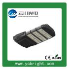 户外防水90W模组式黑色LED路灯头