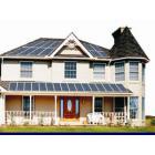 家用屋顶太阳能分布式光伏发电系统