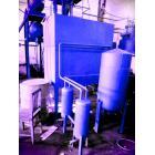 废机油提免蒸馏无酸碱炼润滑油工艺