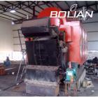 2吨燃煤锅炉改造生物质锅炉