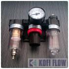 AC2000气源处理三联件