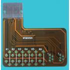 FPC电池屏蔽膜板