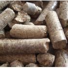 生物环保木质颗粒