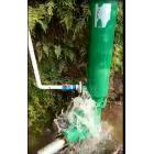 进水口200mm田间抽水泵