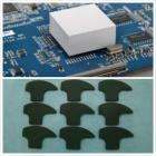 汽车锂电池导热硅胶片