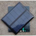 太阳能多晶滴胶板