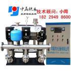 无负压变频供水系统高效节能