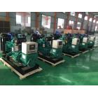 400kw天然气发电机组