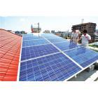 农村屋顶太阳能光伏发电站